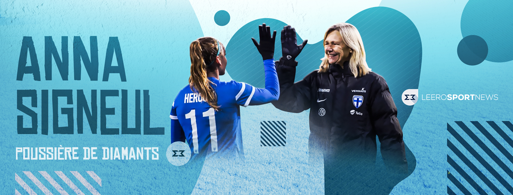 "Anna Signeul ""Amandine Henry est ma joueuse favorite"""